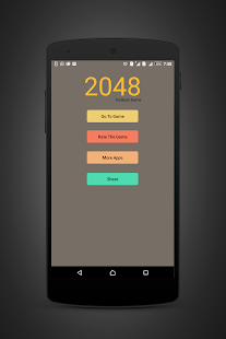 2048 Endless Game