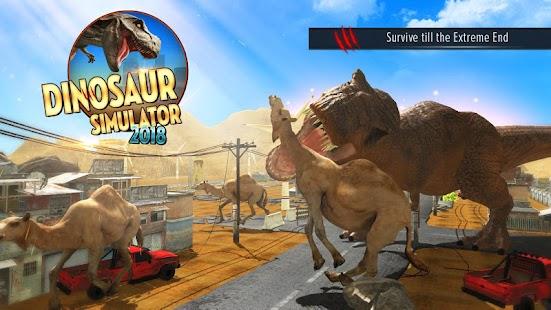 Dinosaur Games - Free Simulator 2018