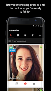 AskMe4Date - Meet Joyful Singles & Find Love- screenshot