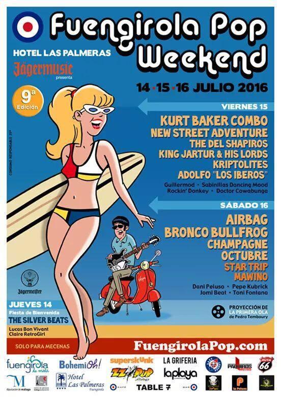 Fuengirola Pop Weekend