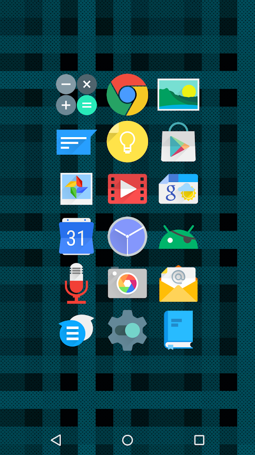 Rewun - Icon Pack Screenshot 6