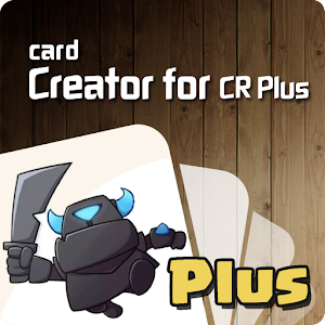 Card Creator for CR - Plus Icon