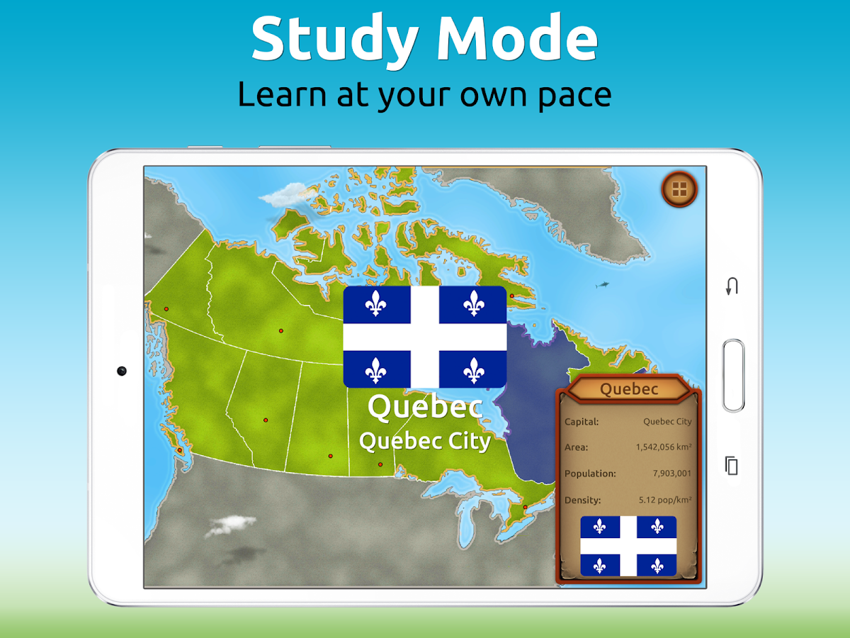 GeoExpert - Canada Geography Screenshot 7