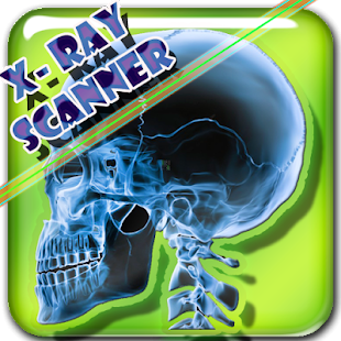 X-ray Scanner Prank - screenshot