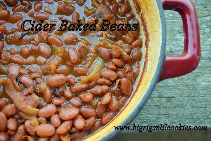 Appalachian Cider Baked Beans Recipe — Dishmaps