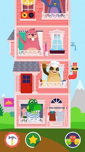 Kids Mode Android App Screenshot
