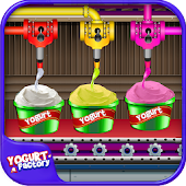 Game Yogurt Factory – Cooking game APK for Windows Phone