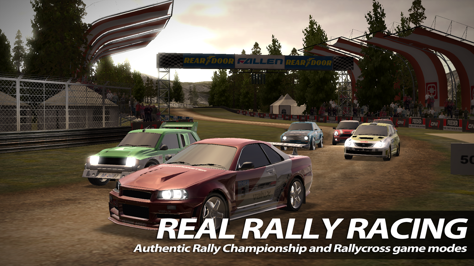 Rush Rally 2 Screenshot 3