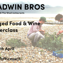WINE TASTING AND FORAGING MASTERCLASS WITH GLADWIN BROS