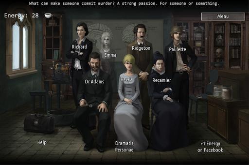 Who Is The Killer: Dark Room - screenshot