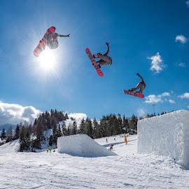 the Art of Flight by Laky Kucej - Sports & Fitness Snow Sports