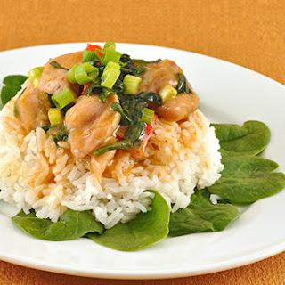 Thai Spinach Peanut Recipes