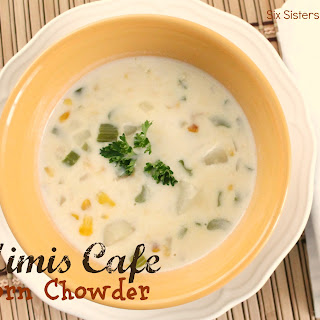 Mimis Cafe Corn Chowder