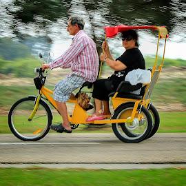 telaviv by Abu  Janjalani Abdullah - Transportation Other ( other, transportation )