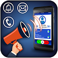 Call SMS Notification Speaker