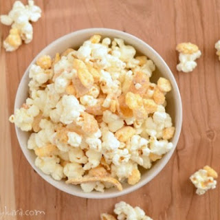 Popcorn Snack Mix With White Chocolate Recipes