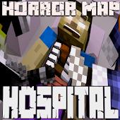 Map Hospital Horror for MCPE APK for Bluestacks