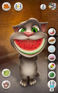 Talking Tom Cat APK for Ubuntu