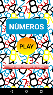 Numeros - screenshot