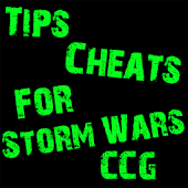 Cheats For Storm Wars CCG APK for Bluestacks