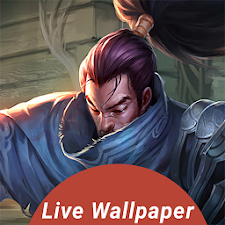 Yasuo HD Live Wallpapers
