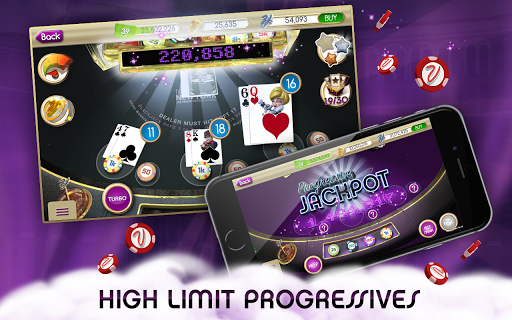 Blackjack - myVEGAS 21 - screenshot
