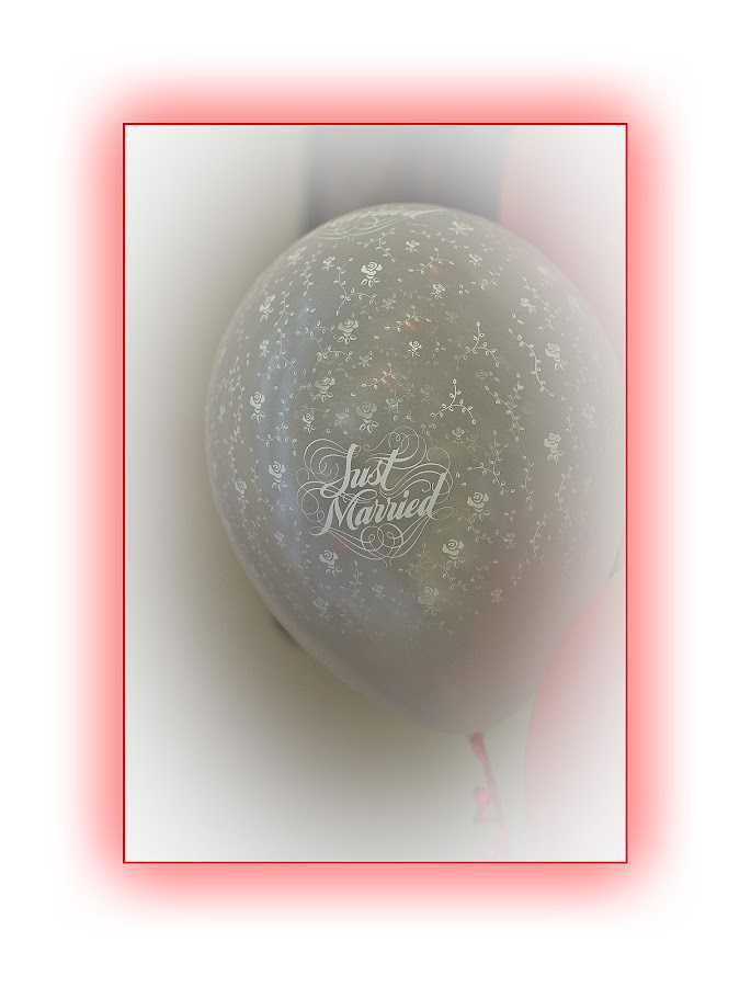 Balloon by Louis Heylen - Wedding Other ( gift, wedding, white, mariage, balloon )