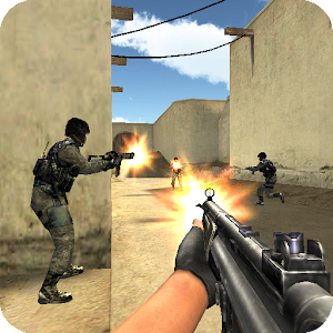 Counter Terrorist Attack Death Icon
