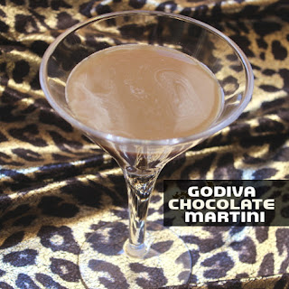 Godiva Chocolate Martini Recipes