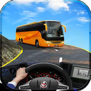 Cover art Off Road Tour Coach Bus Driver