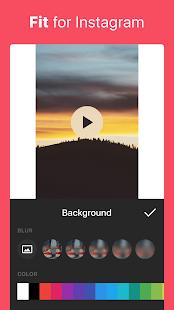 Video Editor Music,Cut,No Crop APK for Bluestacks