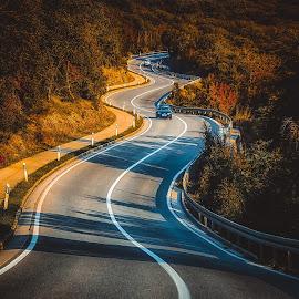 by Manuela Dedić - Transportation Roads