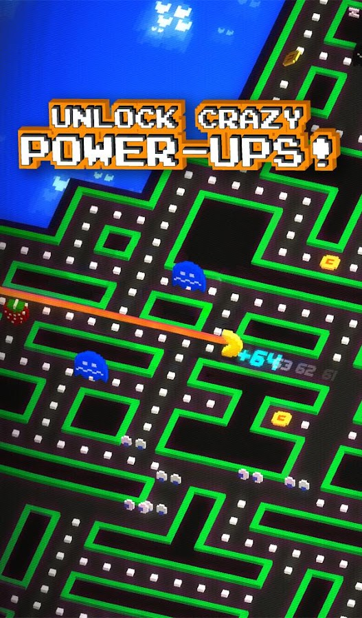 PAC-MAN 256 - Endless Maze Screenshot 4
