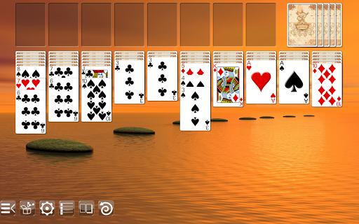 Spider Solitaire - screenshot