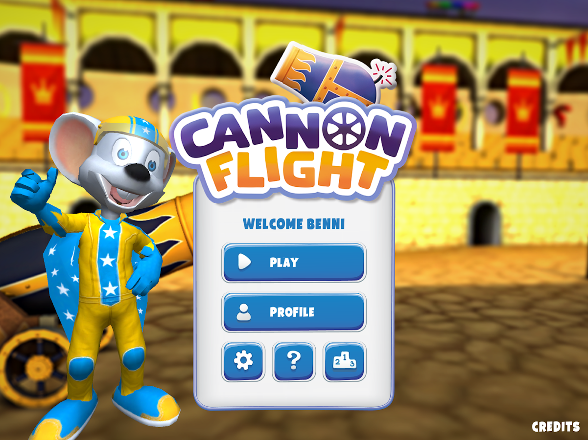 Cannon Flight Screenshot 10