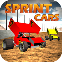 Sprint Car Dirt Track Game For PC (Windows And Mac)