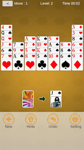 Crown Solitaire : 300 levels