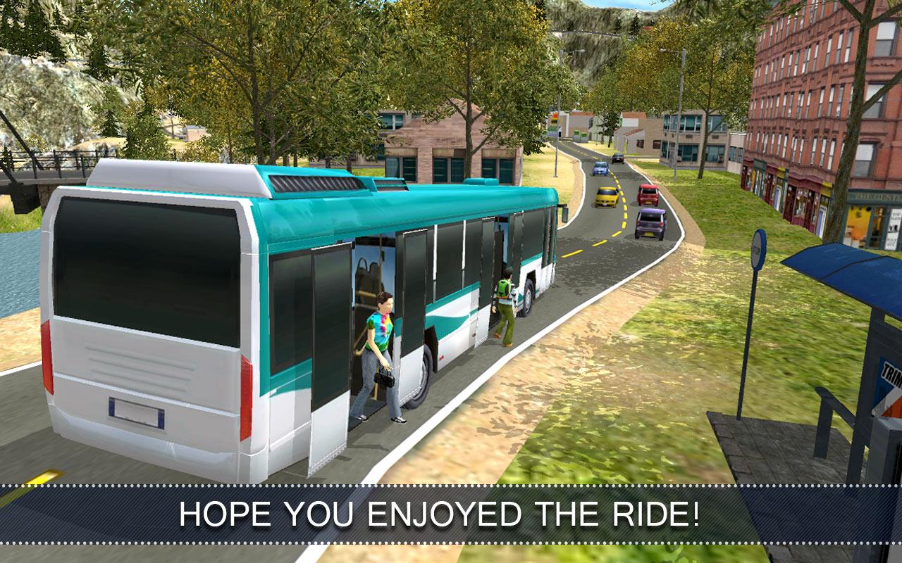Commercial Bus Simulator 16 Screenshot 14