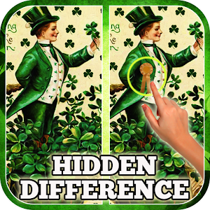Difference: St. Patrick's Day