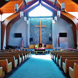 Chapel by Daniel Paden - Buildings & Architecture Places of Worship ( army, salvation, oil city, chapel, worship )