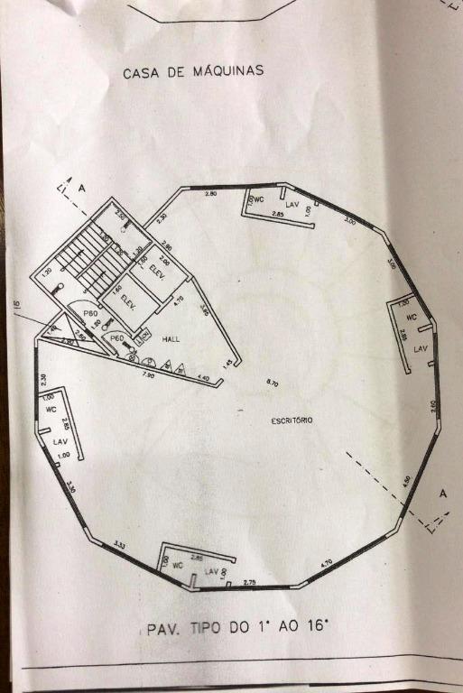 Conjunto Comercial para Locação - Itaim Bibi