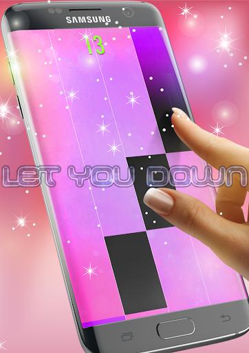 Let You Down Piano Tiles screenshot 4