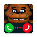 Fake call Five night Freddy APK for Bluestacks