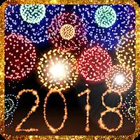 New Year 2018 fireworks on PC / Windows 7.8.10 & MAC