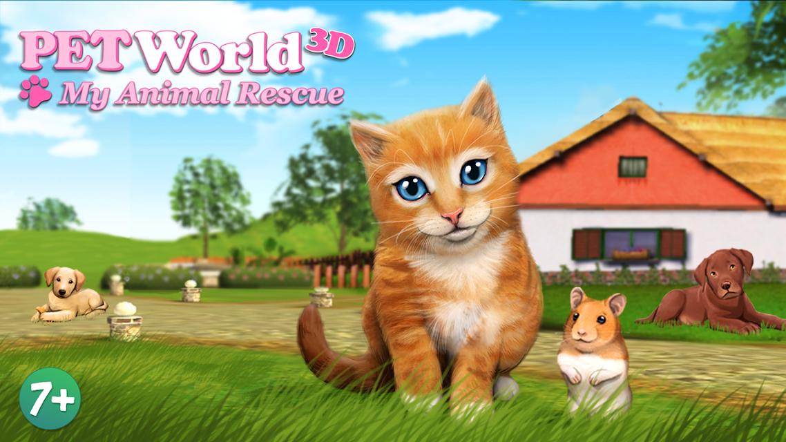 PetWorld: Animal Shelter LITE screenshots