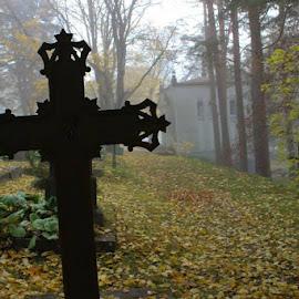 by Jarmo Ainasoja - City,  Street & Park  Cemeteries