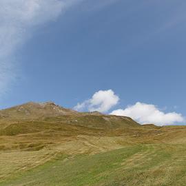 Ftan, Motta Naluns, Graubünden, Switzerland by Serguei Ouklonski - Landscapes Mountains & Hills ( sky, mountain peak, mountain, outdoors, nature, landscape, scenics )