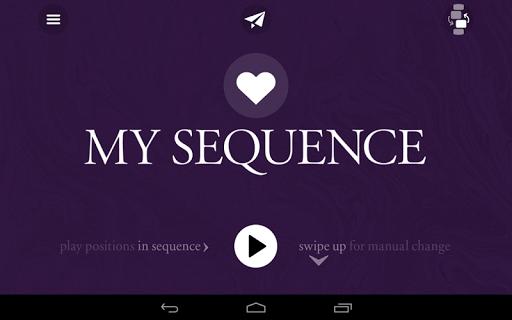 Yin yoga - screenshot