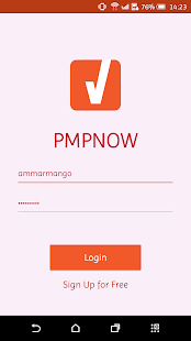 PMPNow - screenshot