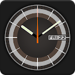70s watchface for Android Wear Icon